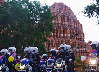 POLICE Nirbhaya Squad celebrates Mothers day in Lockdown
