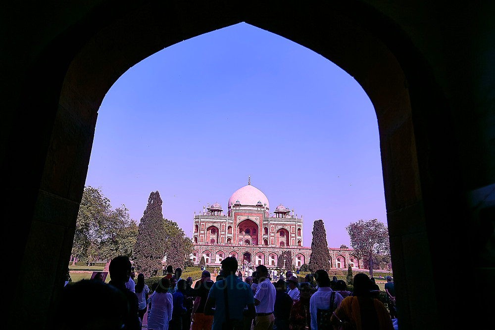 Humayu tomb new delhi
