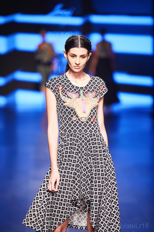 Amazon fashion week day 2 Saaz by Ankita