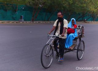 Jaipur ,Rajasthan,India during Lockdown