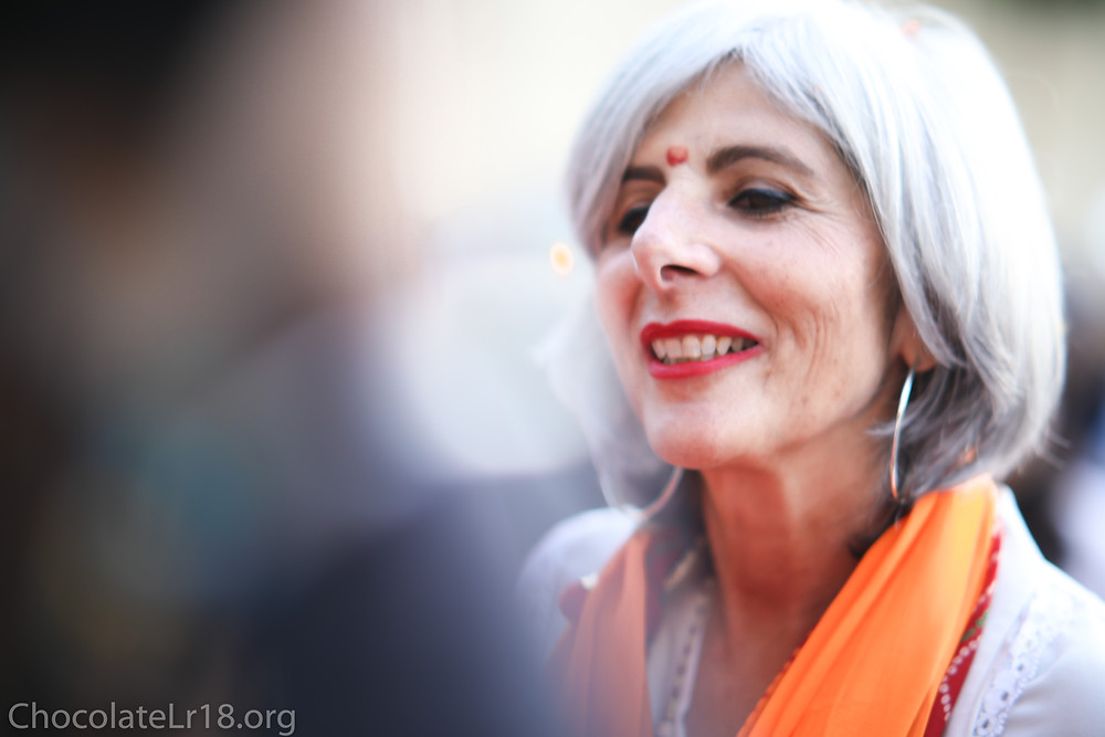 Loreal Paris president recent visit in India