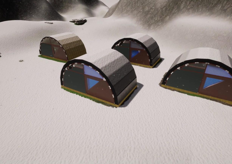 Zettl Greenland design
