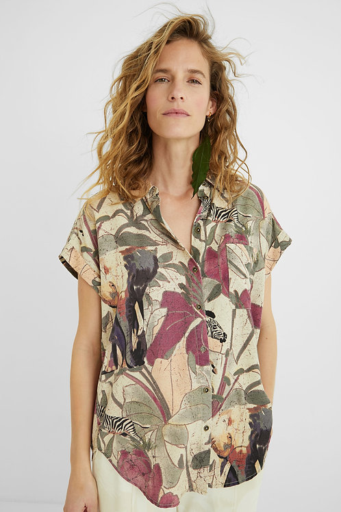 Desigual Shirt Safari