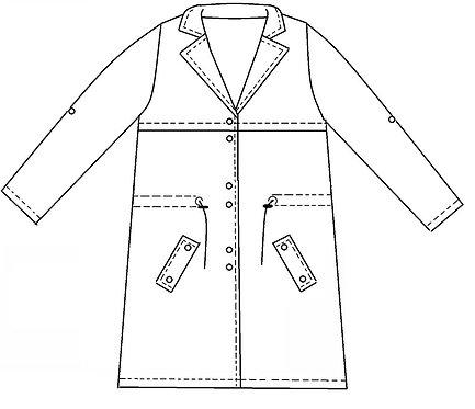 MILAN Stretch Jacket - Style E1307