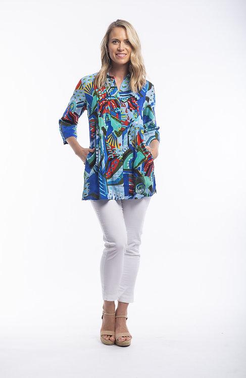 GRANADA 3/4 Sleeve Shirt - Style 62450