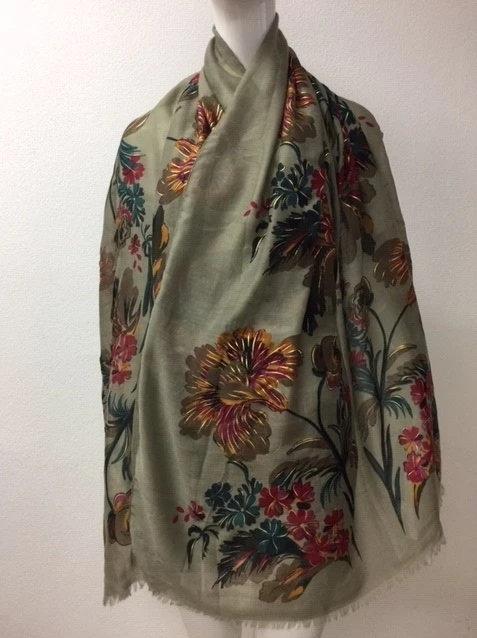 Winter Cotton Scarf - Style W20SCARF