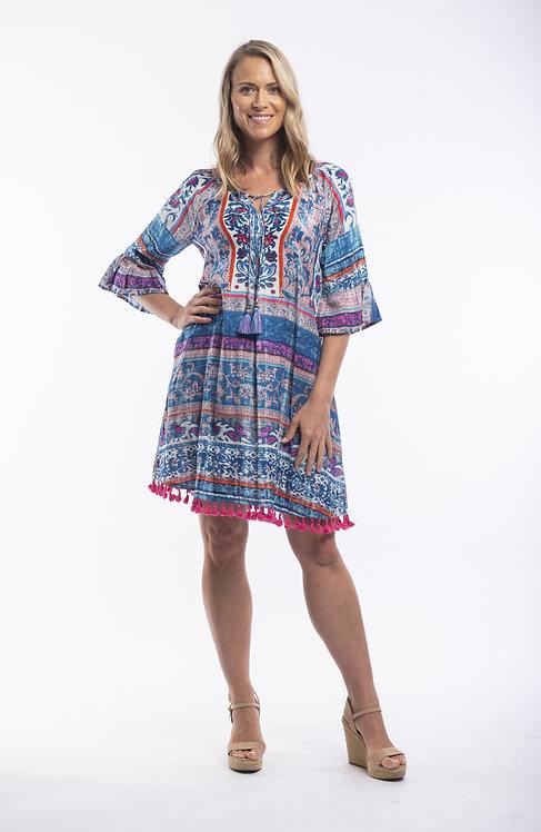 IBIZA Boho Dress - Style 61409