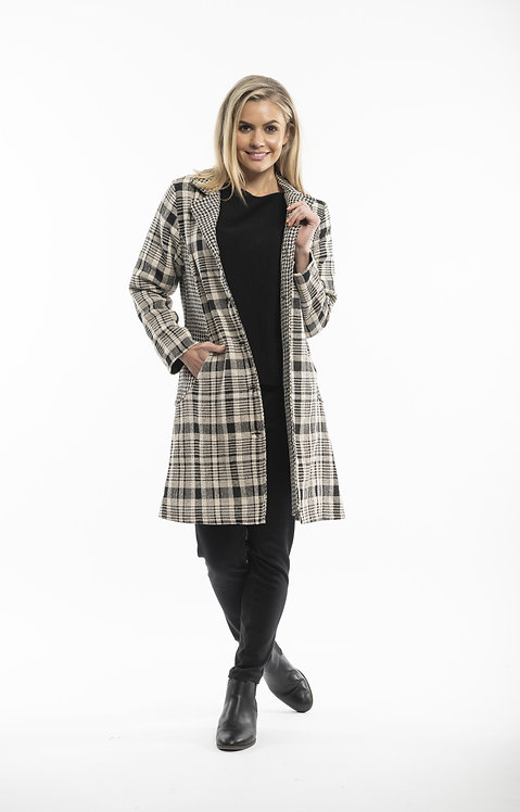 APOLLO Button Coat - Style 61375