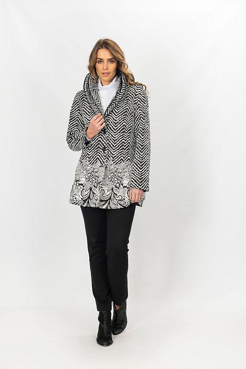 Double Collar Jacket - Style W112