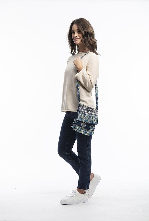 Sliema  Shoulder Bag - Style 7551