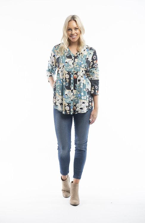 HAMRUN Mid Sleeved Shirt - Style 62484