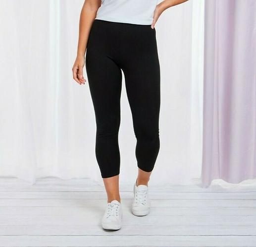 7/8th Length Fleece Lined Leggings - Style LG506095