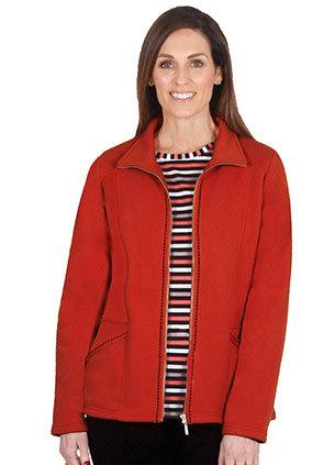 PEAK Fleece Jacket - Style 2042