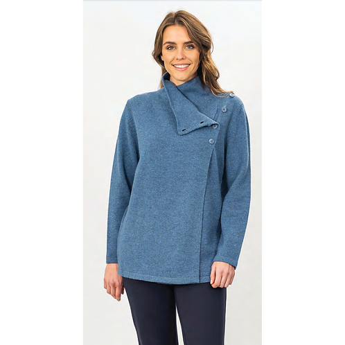 WOOL Crossover Knit - Style 2235