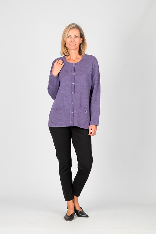 MILANO Button Front Cardigan - Style 0311