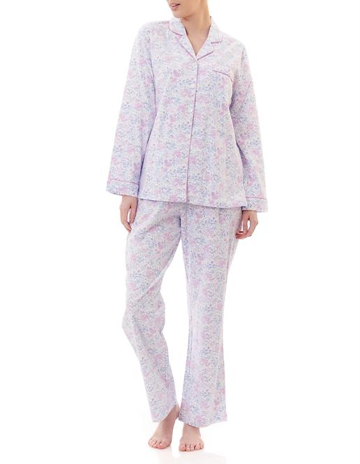 KITTY Flanelette Pyjamas - Style 5FL96K