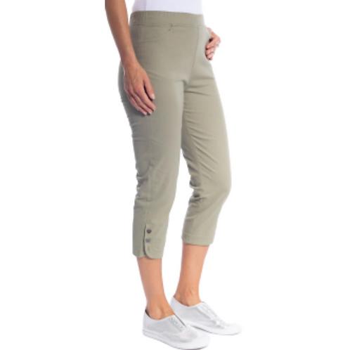 Button 3/4 Length Pants - Style CLM168