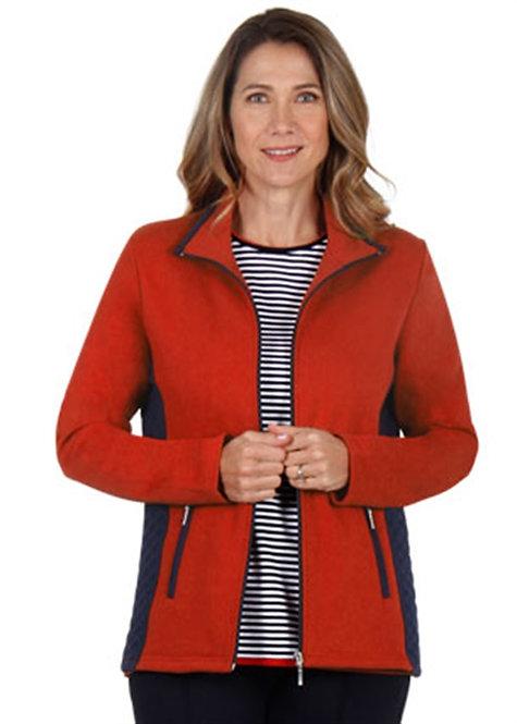 Fleece Zip Jacket - Style 2125