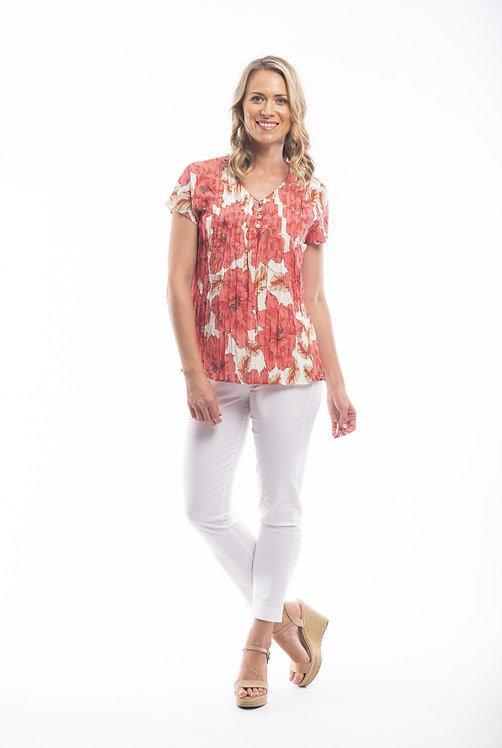 MALLORCA Short Sleeved Shirt - Style 62443