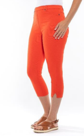 STRETCH Capri Pants - Style CLM216