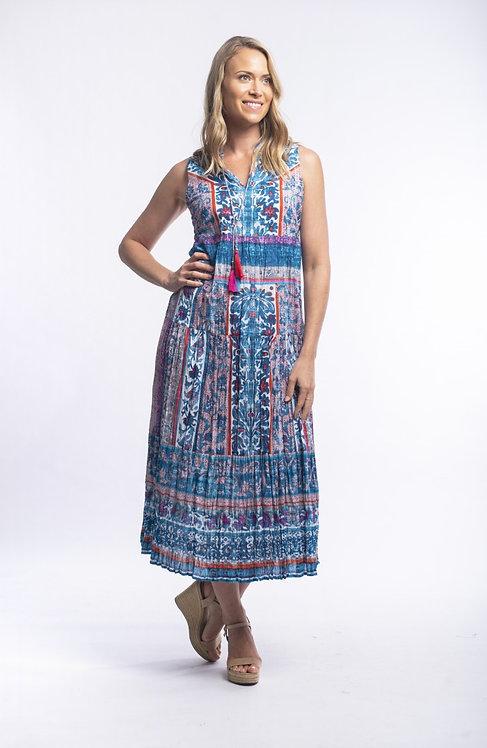 IBIZA Maxi Dress - Style 61404