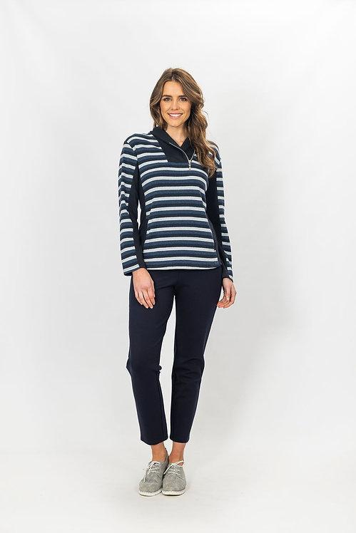 Long Sleeved Zip Top - Style 2612.20