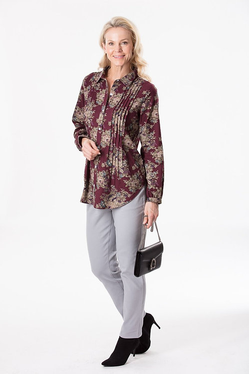 Cotton Long Sleeved Shirt - Style 16413