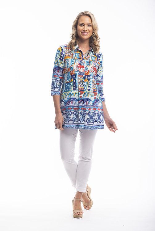 ALGARVE 100% Cotton Shirt - Style 3277