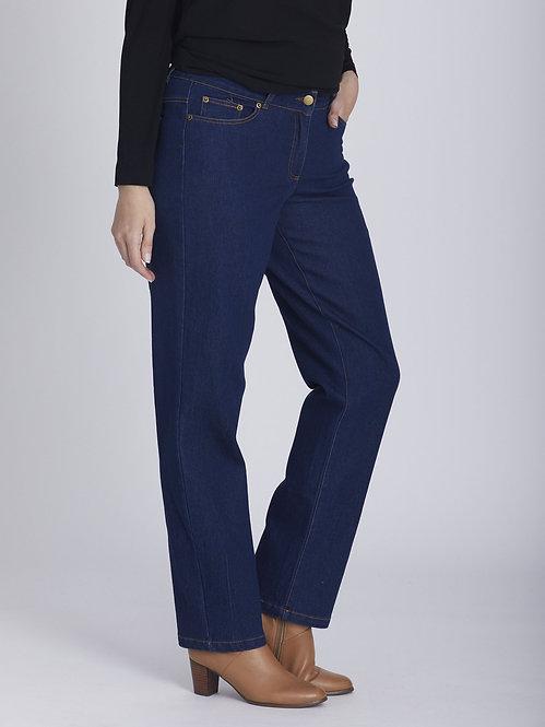 Full Length Straight Leg Jeans - Style ECP232