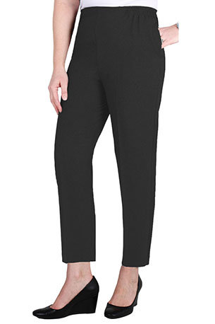 Flat Front 7/8th Length Pants - Style 3046