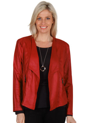 Long Sleeved Jacket - Style E1305