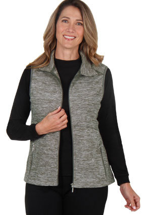 Microfleece Vest - Style 2117