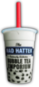 The Mad Hatter Bubble Tea Emporium