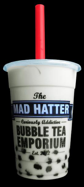 The Mad Hatter Bubble Tea Emporium