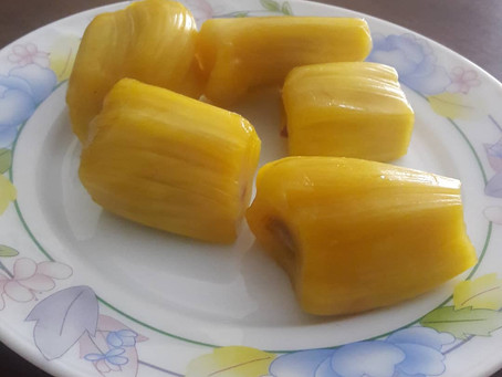 The magical, delicious Jackfruit!!