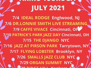 July Performances