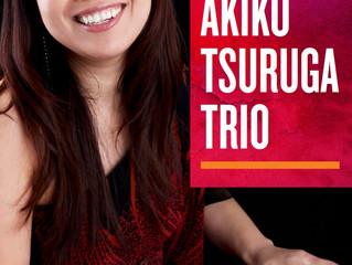 Akiko Tsuruga Trio @Aaron Davis Hall