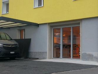 Neuer Büro- und Ausstellungsraum