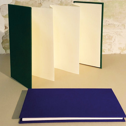 Make a Concertina Book: Course + Kit