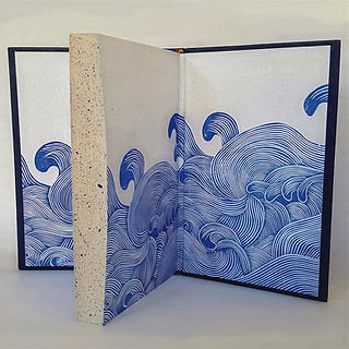 Design Binding Of Julia Rochester's Novel - House At The Edge Of The World