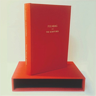 Hodder Books Commission - Bespoke Binding For Phoebe Waller-Bridge