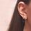 Thumbnail: Chain Stud Earrings
