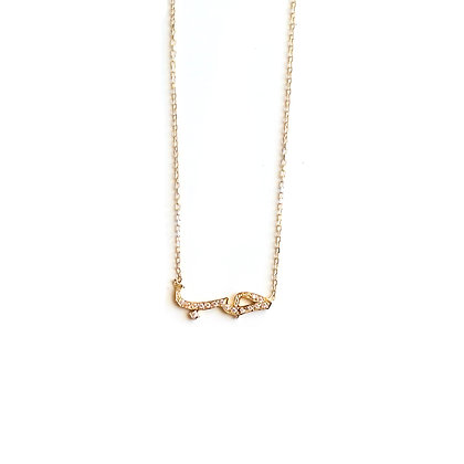 Hob (Love) Chain Necklace