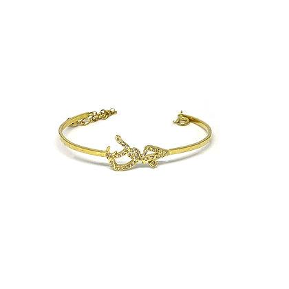 Name Tube Bracelet