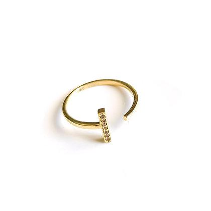 T Open Ring