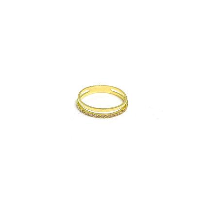 Mini Double Line Ring