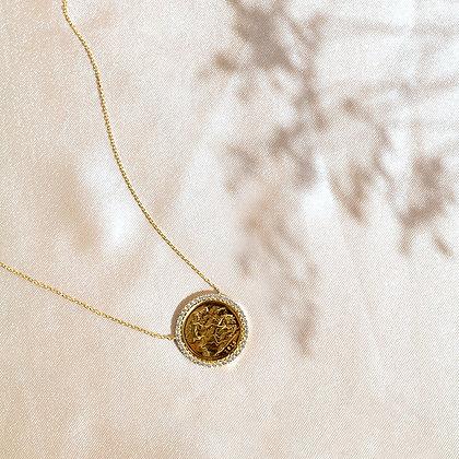 Lira Necklace