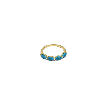 Marquise Stones Ring