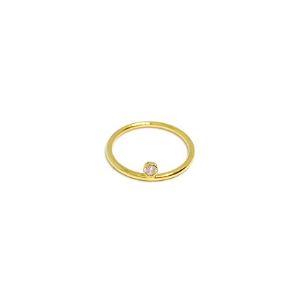 Top Stone Ring