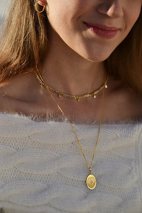 Adjustable Chain Necklace